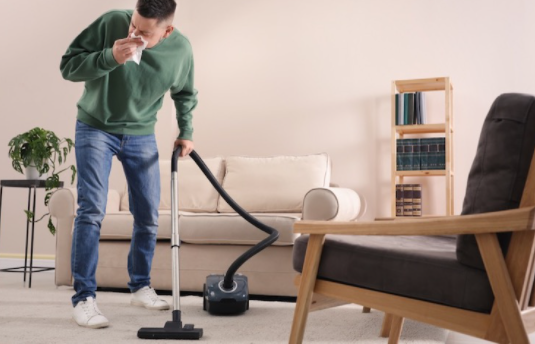 Take Control Over Your Allergies And Indoor Air Quality With Professional Carpet Cleaning
