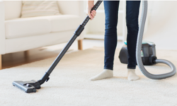 step by step guide to carpet cleaning