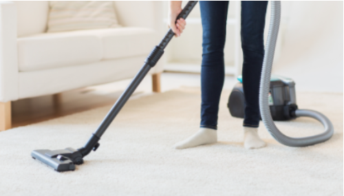 Step-By-Step Guide to Clean Carpets